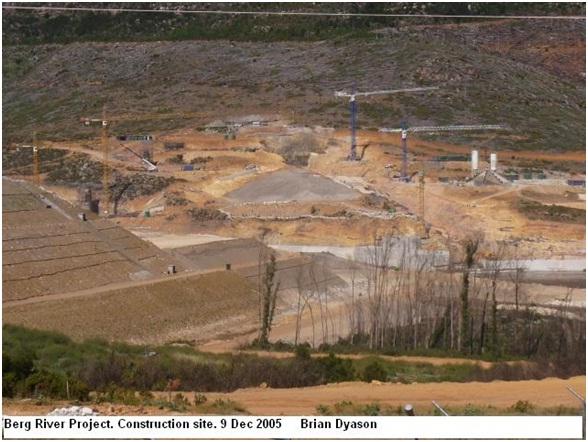 Berg River Dam Picture 1